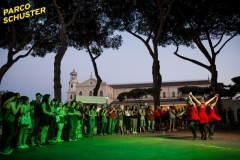 City of Rome Celtic Festival al Parco Schuster