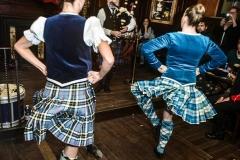 Burns Night (festa tradizionale scozzese) al Nag's Head